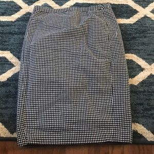 Long Pencil Skirt Size 2